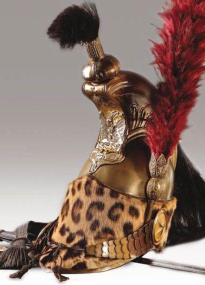 Dragon de la garde impériale