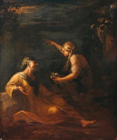 Sujet mythologique inspiration préromantique
