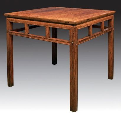 12 500 € une table chinoise