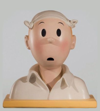 Tintin au mouchoir