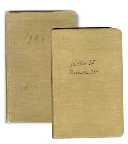 Gide fragments de journal