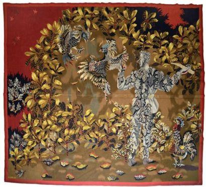 Huit tapisseries Lurçat à 48 236 €