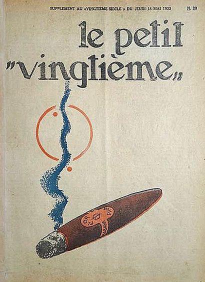 Petit Vingtième d'Hergé