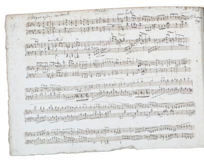 A la poursuite du manuscrit perdu