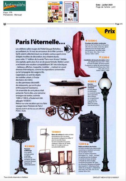 ► Paris l'Éternelle...