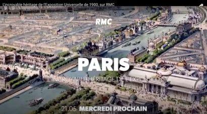 ► Amoureux de Paris, Plongez avec nous dans l'héritage de l'Exposition Universelle de 1900