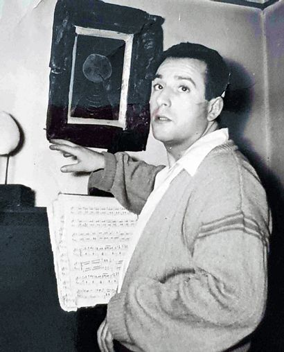 GÉRARD CYNE (1923-2006)