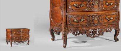 Commode provençale du XVIIIè siècle