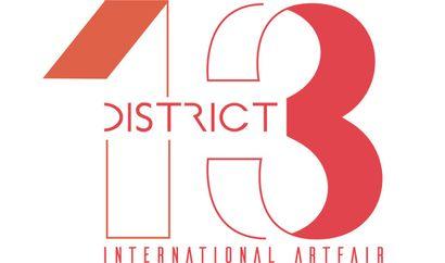 DISTRICT 13 INTERNATIONAL ART FAIR