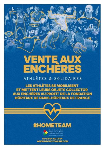 ATHLETES & SOLIDAIRES