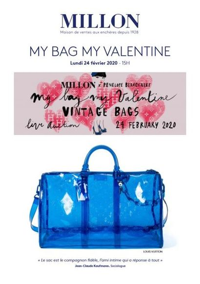 my bag my valentine