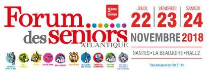 Rossini sera au Forum des Seniors de Nantes - les 22, 23 et 24 Novembre 2018