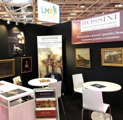 Rossini est au salon des seniors de Paris - du 3 au 6 avril 2019