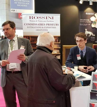 Rossini présent au Salon des Seniors de Paris - du 6 au 9 octobre 2021