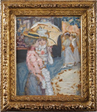 Deux tableaux de Pierre Bonnard frôlent chacun le million d'euros aux enchères