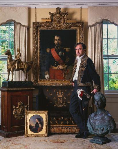 Le célèbre milliardaire américain Christopher Forbes disperse sa collection napoléonienne