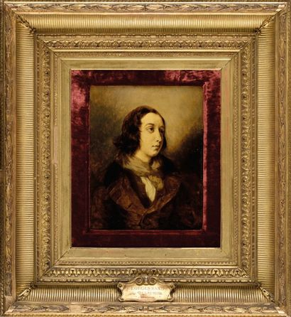 187 500 € pour Eugène Delacroix