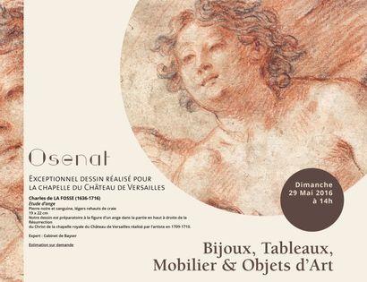 VENTE EN PREPARATION - Bijoux, Tableaux, Mobilier & Objets d'Art