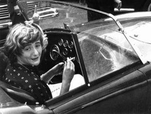 La voiture de Françoise Sagan aux enchères
