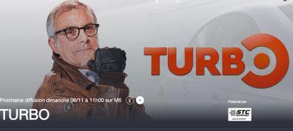 La collection Gombert est dans Turbo sur M6 !