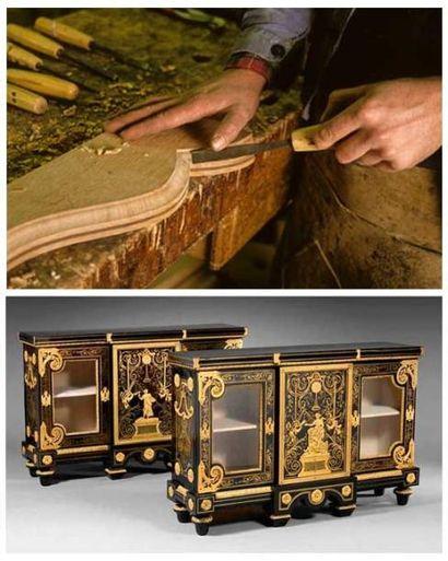Les mercredis de Breteuil Conférence de François Marfaing « Technique et Esprit de la restauration de meubles anciens »