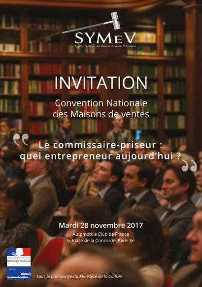 Convention nationale du SYMEV