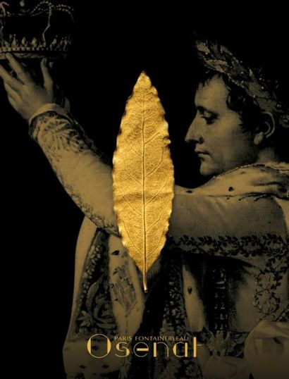 La vente de la Feuille d'or de Napoléon est dans la presse