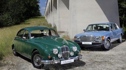 Les deux voitures du couple mythique Bergé-Saint Laurent bientôt en vente à Lyon