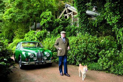 Record mondial pour la Jaguar d'Yves Saint Laurent