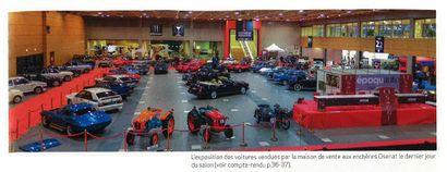 Le salon époqu'auto mis à l'honneur dans classic sport cars