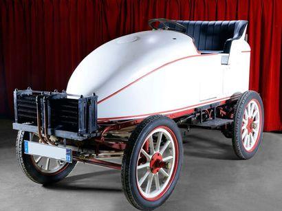 Serpollet et Delahaye aux enchères : des modèles historiques des débuts de l'automobile