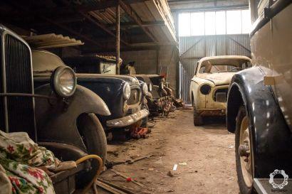 Sortie de Grange : 51 autos de la Collection Bataille bientôt sous le marteau d'Osenat