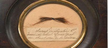 Napoléon, une mèche à prix d'or