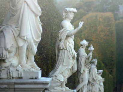 « Les sculptures des jardins de Versailles :  un patrimoine d'exception »