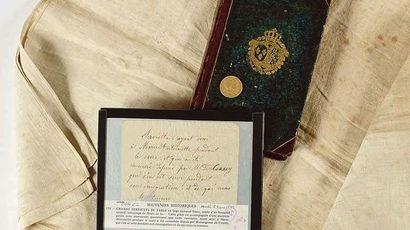 Souvenirs de Marie-Antoinette