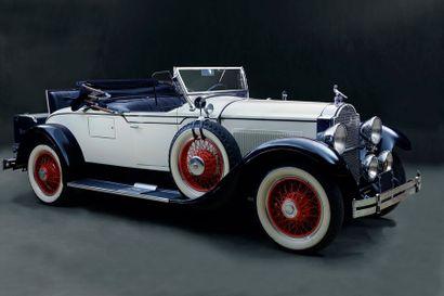 La collection Packard à Fontainebleau