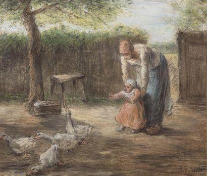 Fontainebleau. Osenat va vendre un chef-d'œuvre oublié de Millet