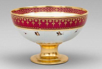 Fontainebleau préempte plusieurs pièces du service de Cambacérès