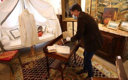 Fontainebleau : grâce à la «vente du bicentenaire», entrez dans l'intimité de Napoléon