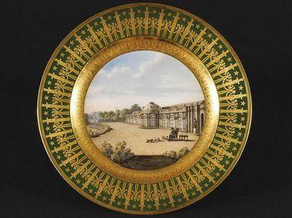 Napoléon Ier : une assiette vendue 243 750 euros à Fontainebleau