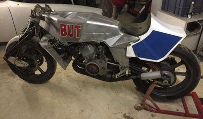 Résultats de la vente Osenat de motos de course: 90 000 € pour la But