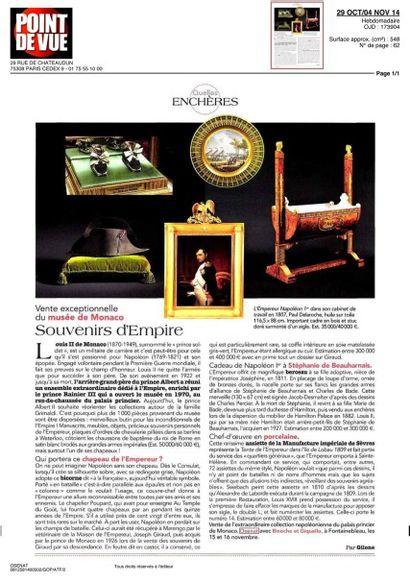 Vente exceptionnelle du musée de Monaco