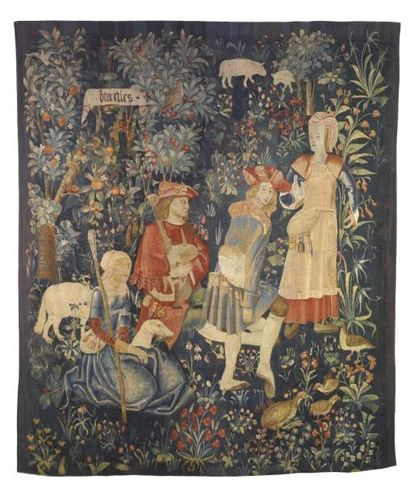 Exceptionnel ensemble de tapisseries