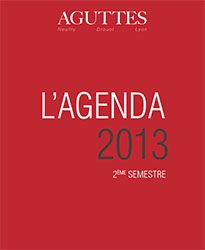 L'agenda 2013
