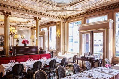 Report des ventes de l' Intercontinental Paris - Le Grand - Café de la Paix