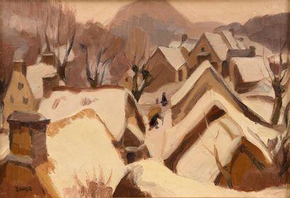 Atelier de Jules-Emile Zingg (1882-1942)