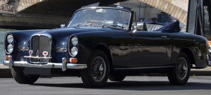 95 360 € frais compris pour une Alvis de 1966