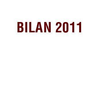 BILAN 2011 : 21 353 896 € FRAIS INCLUS