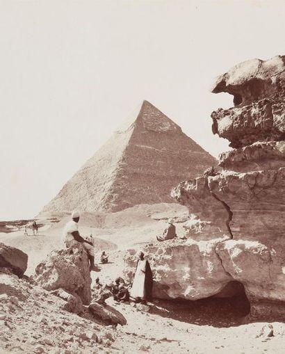Photographies : un voyage orientaliste en Egypte