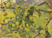SEREBRJAKOWA Zinaida (1884-1967)  Les Pommes...